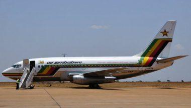 Air Zimbabwe Resumes South Africa Flight After Settling Debt