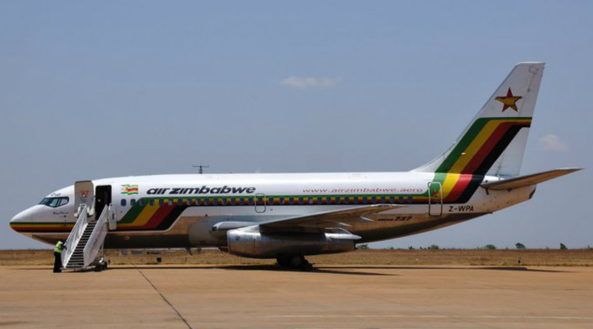 Air Zimbabwe Resumes South Africa Flight After Settling Debt