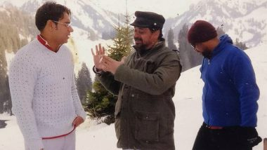 Anees Bazmee Shares a Throwback Still of Ajay Devgn's Unreleased Movie Clicked in Switzerland