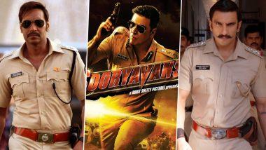 Sooryavanshi: Ajay Devgn's 'Singham' and Ranveer Singh's 'Simmba' to Join Akshay Kumar For a High-Octane Climax (Details REVEALED)
