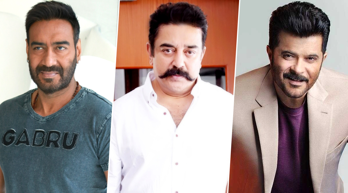 Indian 2: Not Ajay Devgn, but Anil Kapoor to Play a Key Role in Kamal Haasan Starrer?