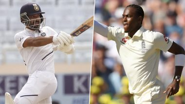 Jofra Archer Prophecy: 'Well Played Ajinkya Rahane', An Old Tweet by England Pacer Catches Netizens' Attention During IND vs SA 3rd Test 2019