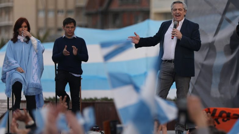 Argentina Presidential Elections 2019 Today: Mauricio Macri Likely to be Voted Out as Anger Over Economic Crisis Flares