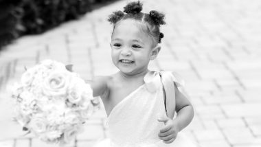 Serena Williams' Baby Alexis Olympia Ohanian Jr Steals the Show As the Cutest Flower Girl (View Adorable Pics)