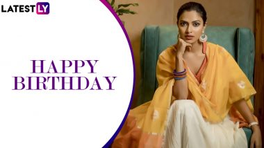 Amala Paul Birthday: Here Are Some Lesser-Known Facts About the Aadai Star