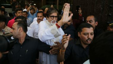 Amitabh Bachchan Health Update: The KBC 11 Host Loses 5 Kilos after Hospitalisation