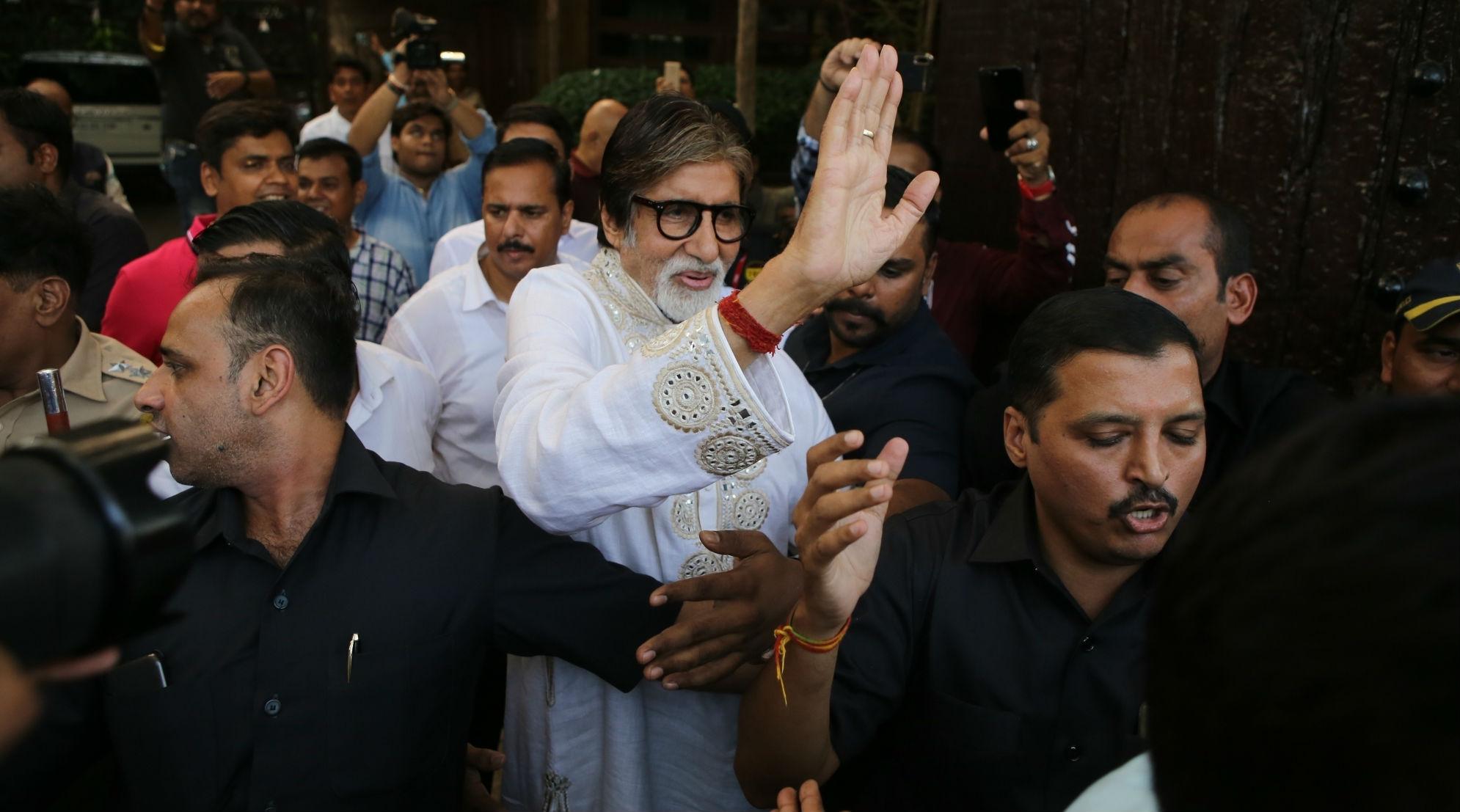 Amitabh Bachchan Health Update: The KBC 11 Host Loses 5 Kilos after Hospitalisation