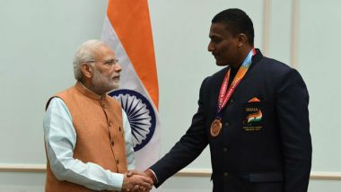 Aneesh Kumar Surendran Pillai and Virender Bag Two More Golds For India At CISM World Military Games