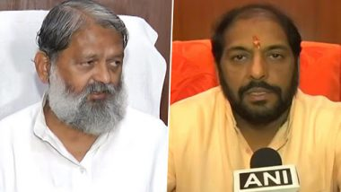 Gopal Kanda Won't be Included in Khattar 2.0 Cabinet in Haryana, Says Anil Vij