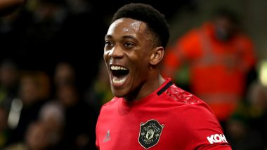 Anthony Martial Scores a Brace as Manchester United Thrash Newcastle 4-1 in Premier League 2019-20