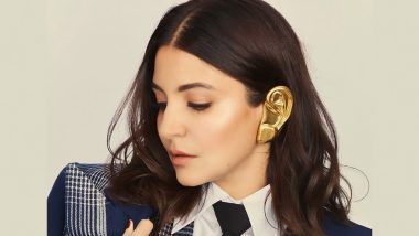 Anushka Sharma Takes 'Gold Earring' to Another Level for Vogue Women of the Year 2019 Awards (View Pics)