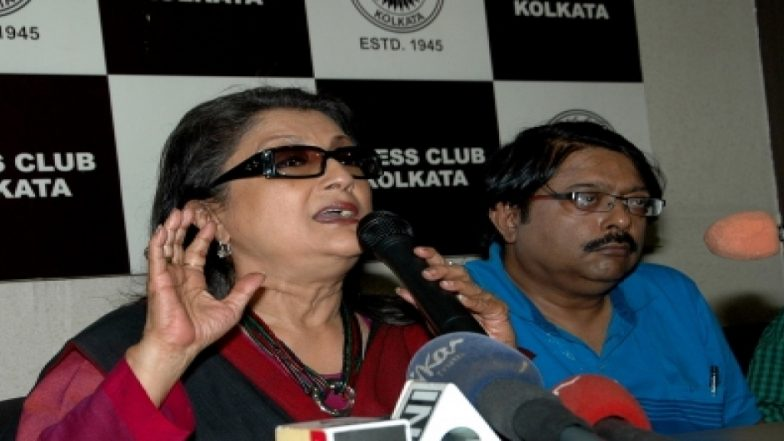 RSS Worker Murder Case: Aparna Sen Calls Out 'Madam CM' Mamata Banerjee to Ensure Justice, Says West Bengal 'Shamed' by Heinous Crime