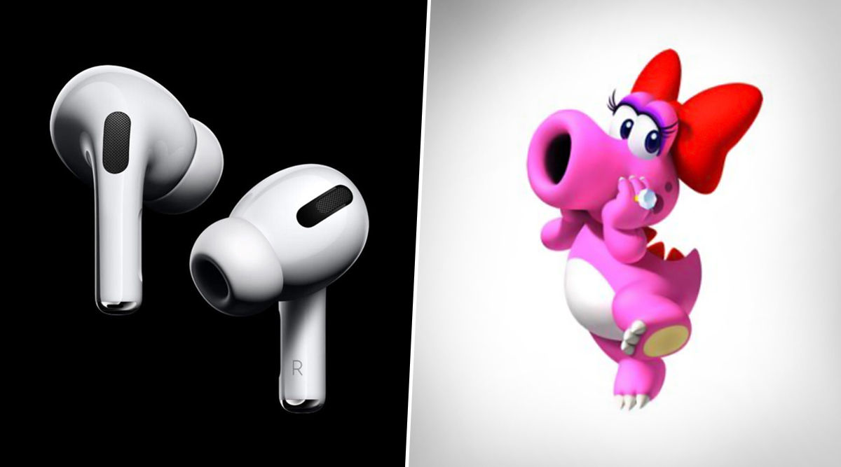 Apple AirPods Pro Funny Memes Are Here! New Product Gets Compared to Pokemon, Cartoons, Game Characters, Blow Dryers and What Not