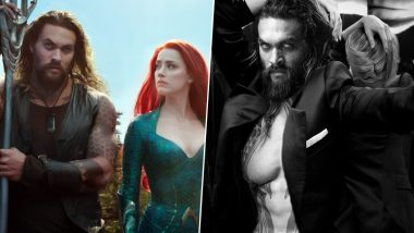 Amber Heard Uses Jason Momoa's Nipple-Baring Pic to Blast Instagram's Nudity Guidelines After App Deletes Her Picture in the Same Pose