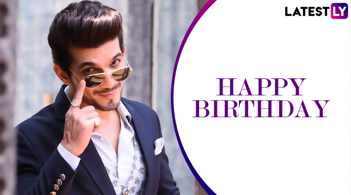 Arjun Bijlani Birthday Special: 5 Pictures of the Naagin Actor Will Make You Fall in Love With Him All Over Again!