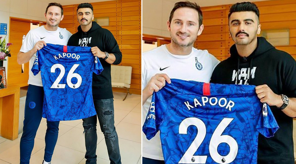 Arjun Kapoor Appointed Chelsea FC Brand Ambassador in India