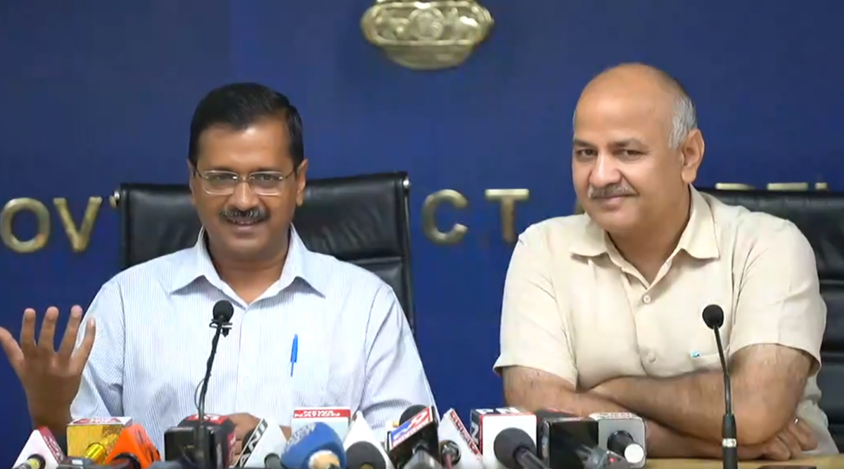 Diwali 2019 Celebration in Delhi: AAP Govt Announces Festivities at Connaught Place From October 26-29 Urging People to Say No to Crackers; Know Timing and Other Details Given by CM Arvind Kejriwal