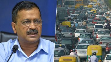 Arvind Kejriwal Removes Privately-Owned CNG Cars From Exemption List During Odd-Even Days in Delhi Beginning Nov 4