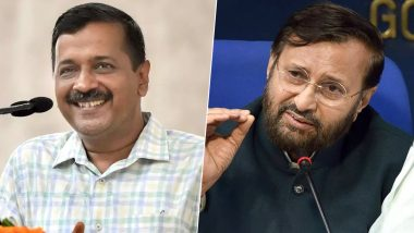 Arvind Kejriwal Takes Swipe at BJP, Prakash Javadekar Over Denial of Clearance For Denmark Climate Summit, Says 'What Can We Do If Your Mayor Was Not Invited'