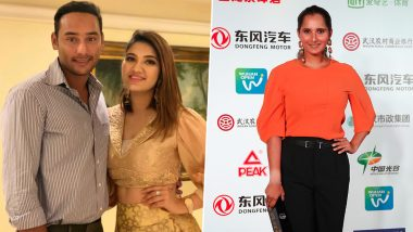 Sania Mirza's Sister Anam to Marry Mohammad Azharuddin's Son Asad in December, Reveals Indian Tennis Star