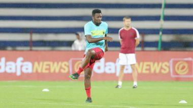 ISL 2019–20 Match Result: Asamoah Gyan's Late Winner Hands NorthEast United FC Win Over Odisha FC