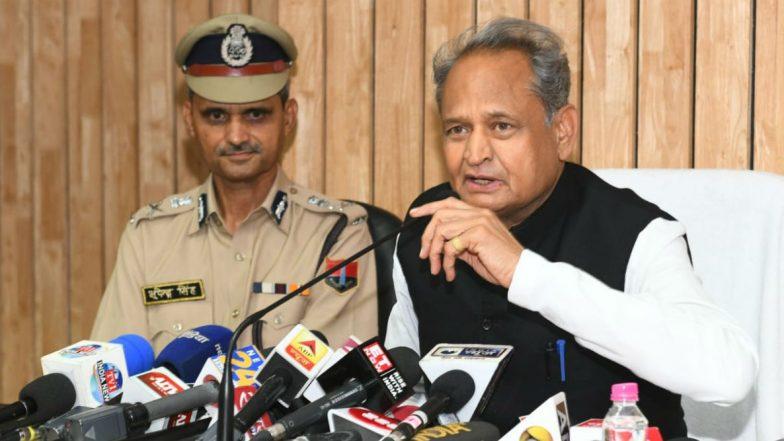 Liquor Ban in Rajasthan: Ashok Gehlot Dispels Rumours of Alcohol Prohibition, Says 'Consumption Highest in Gujarat Despite Ban'