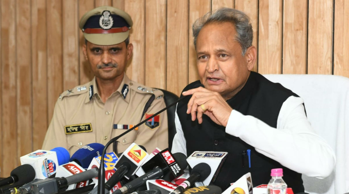 Ashok Gehlot-Led Congress Govt in Rajasthan Transfers 30 IAS Officers