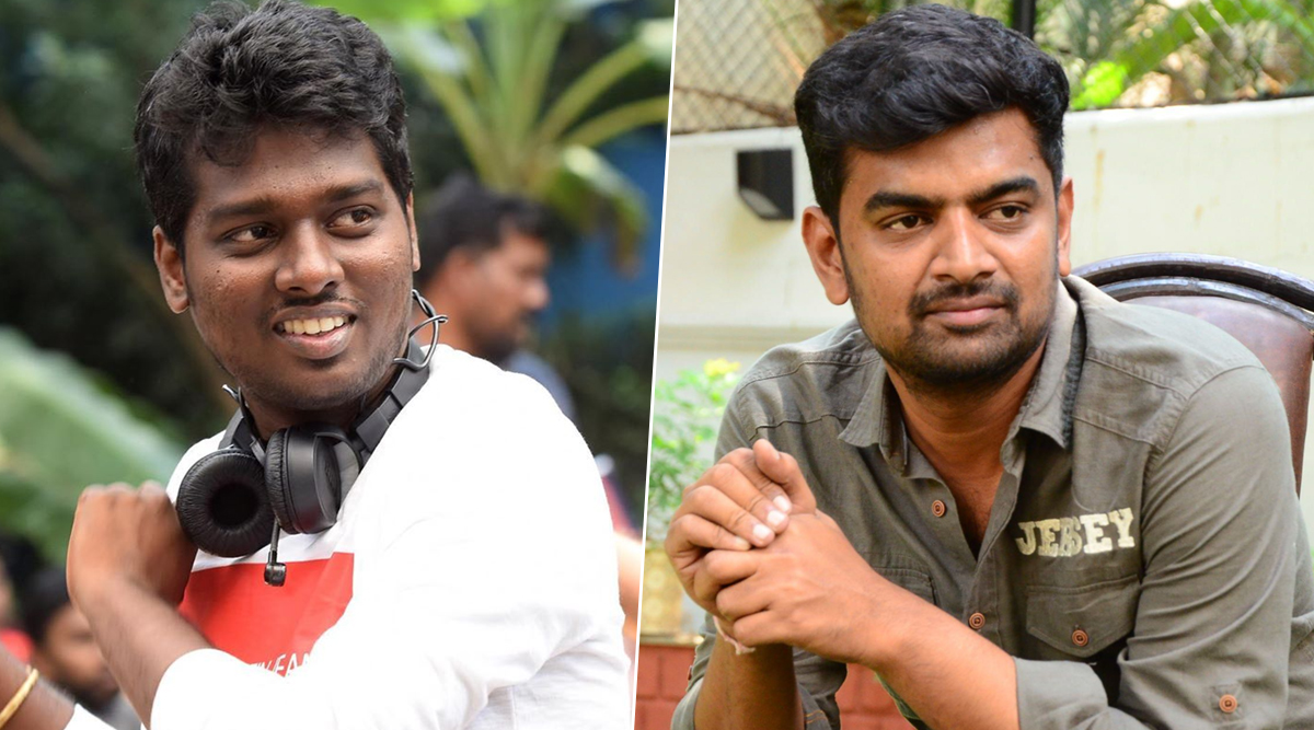 From Atlee Kumar to Gowtam Tinnanauri: 6 South Directors Who Are Set to Work with Bollywood Superstars (View Pics Inside)