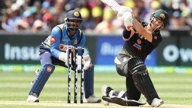 Live Cricket Streaming of Australia vs Sri Lanka 2nd T20I 2019 Match on Sony Six: Watch Free Telecast and Live Score of AUS vs SL T20I Series
