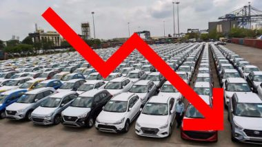 Auto Sector Crisis Deepens in Second Quarter of FY 19-20, Passenger Vehicle Sales Decline by 23.69% in September