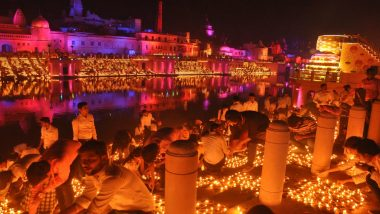 Diwali 2019: Ayodhya 'Deepotsav' to Have 5 Lakh Diyas This Year