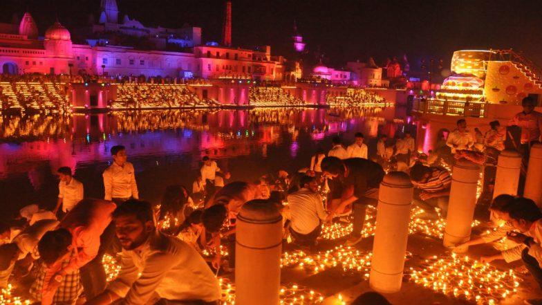 Diwali 2019: Ayodhya 'Deepotsav' to Have 5 Lakh Diyas This Year