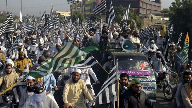 Azadi March in Pakistan: Over a Lakh to Protest Against Imran Khan Government