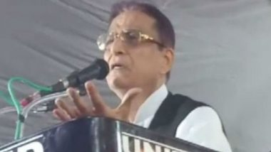 Azam Khan Breaks Down at Electoral Rally, Says, 'Am Accused of Stealing Goats and Hens'