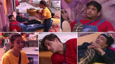 Bigg Boss 13 Day 19 Preview: Paras Chhabra, Asim Riaz, Siddhartha Dey or Abu Malik, Who Will Escape the Eviction This Week?