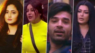 BB13 Ep 6 Update | 7 Oct 2019: Shehnaaz Gill, Rashami Desai, Dalljiet Kaur, Koena Mitra Nominated