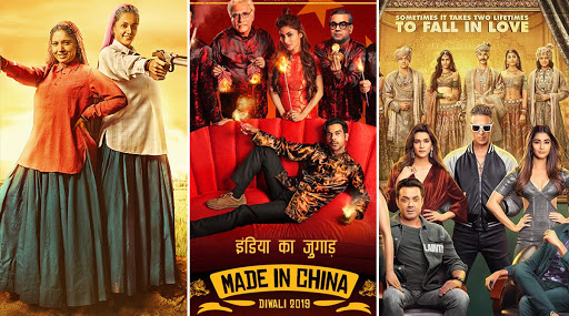 Box Office Collection Day 1: Housefull 4 Disappoints, Made In China And Saand Ki Aankh Are Poor As Per Early Estimates