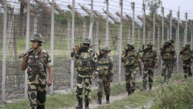Eid-ul-Fitr 2020: BSF Exchanges Sweets with Border Guards Bangladesh on Eid