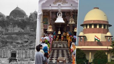 Ayodhya Case Hearing, Day 39: Conquerors Can't be Allowed to Destroy India's History, Argues Senior Advocate K Parasaran in Supreme Court