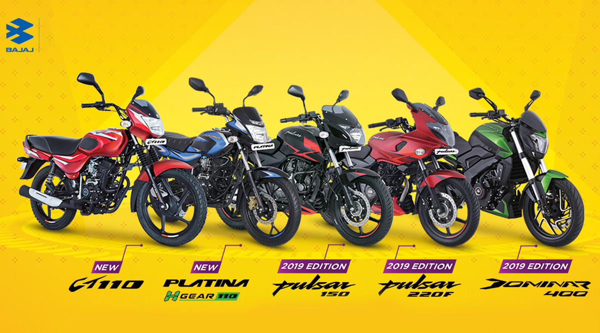 Diwali 2019 Discount Offers on Bajaj Bikes: Get Up to Rs 7200 Off on Dominar 400, Avenger, Pulsar 220F, Pulsar 150 & Platina 110