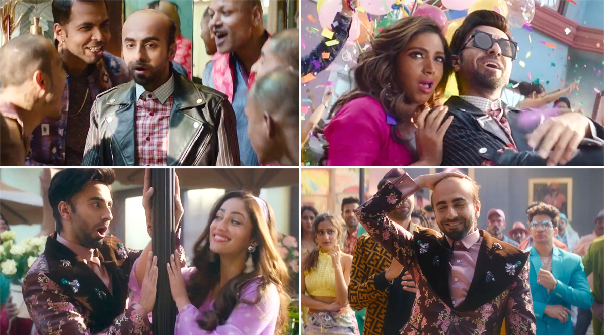 Don't Be Shy Song: Ayushmann Khurrana's Bala Ditches Bhumi Pednekar to Dance With Yami Gautam in This Remix of Rouge's Track (Watch Video)