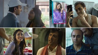 Bala Trailer: Ayushmann Khurrana's Bald Act Will Leave You Clean Bowled! (Watch Video)