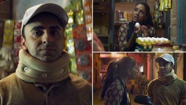 Bala Teaser: Ayushmann Khurrana and Bhumi Pednekar's Banter Over Baldness Is Cute As Well As Hilarious! (Watch Video)