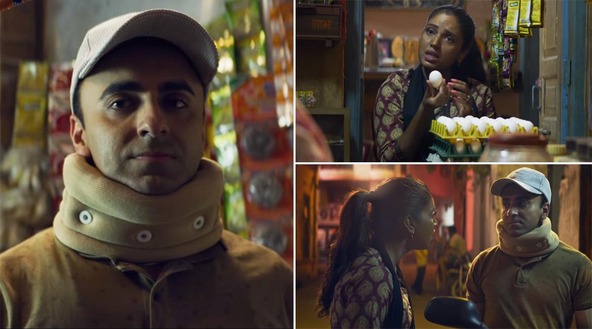 Bala Teaser: Ayushmann Khurrana and Bhumi Pednekar's Banter Over Baldness Is Cute As Well As Hilarious! (Watch Video)