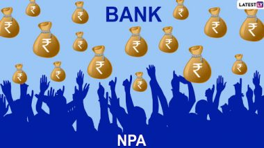NPAs Cost Indian Banks, Rs 1.76 Lakh Crore Lost in 3 Years Due to Waiving Loans of Defaulters, Reveals RBI Report