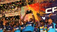 Caribbean Premier League 2020 Schedule, Free PDF Download Online: Full Time Table of CPL 8 Fixtures With Match Timings in IST, Teams and Venue Details