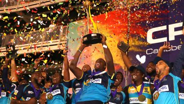 Barbados Tridents win Caribbean Premier League 2019, Beat Guyana Amazon Warriors in the finals to clinch their second CPL title