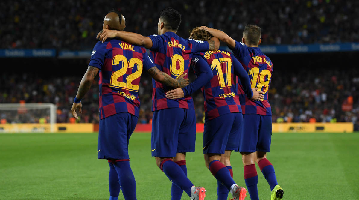 Barcelona vs Inter Milan, UEFA Champions League Live Streaming Online: Where to Watch CL 2019–20 Group Stage Match Live Telecast on TV & Free Football Score Updates in Indian Time?
