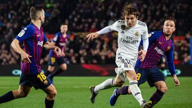 'El Clasico' Between Barcelona and Real Madrid Postponed Due to Security Concern