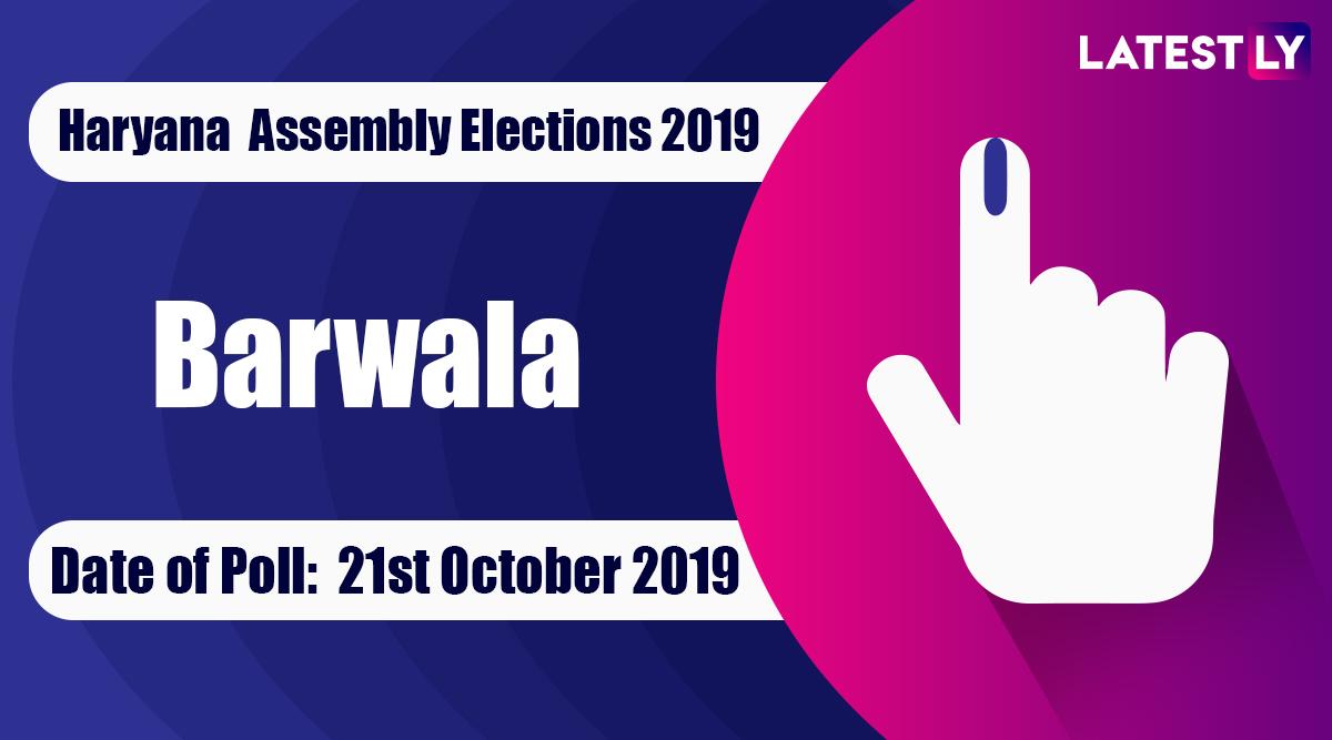 Barwala Vidhan Sabha Constituency Election Result 2019 in Haryana: Jogi Ram Sihag of JJP Wins MLA Seat in Assembly Polls